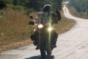 Motorradtour Myanmar