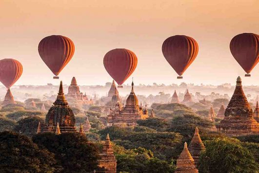 19 Day Tour (Thailand & Myanmar)