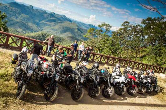 8 Day Tour (Ultimate Trails Thailand)